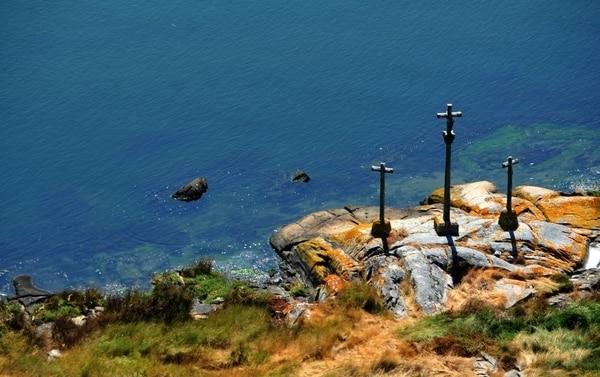 La Variante Espiritual comienza en Pontevedra, por donde pasan ambas rutas lusas.