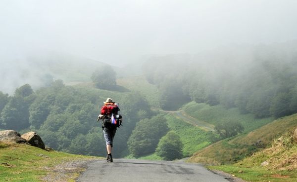 El Camino Primitivo es la ruta jacobea más difícil.