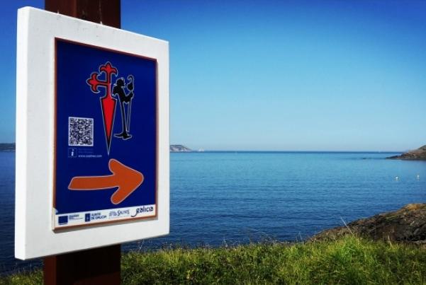 La Variante Espiritual es la denominación que se dado a la ruta que une el Camino Portugués, tanto la Ruta de la Costa como la Central, con la Ruta Traslatio