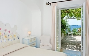 Accomodation in Positano