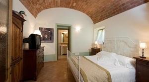 Alojamiento en Bagno Vignoni