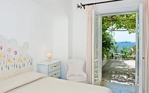 Alojamiento en Positano