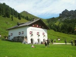 Alojamiento en Refugio Citta di Fiume