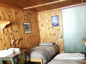 Alojamiento en Refugio Lagazuoi