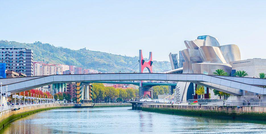 The Camino de Santiago from Bilbao