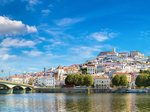 The Camino de Santiago from Coimbra