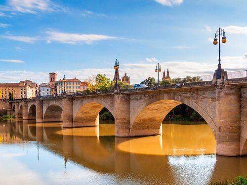 Camino Francés desde Logroño