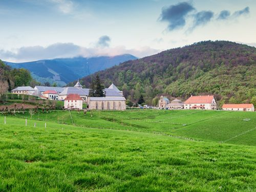 The Camino de Santiago from Roncesvalles