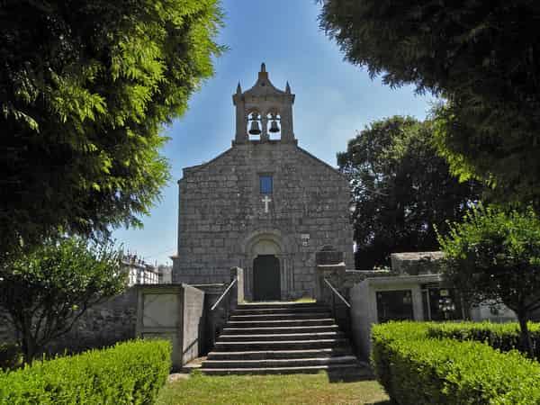 Iglesia de San Martino de Tiobre