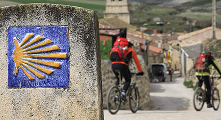 Camino de Santiago on Bike