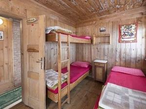 Unterkunft in Refugio Nuvolau