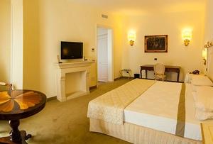 Accomodation in Grand Hotel- Lecce