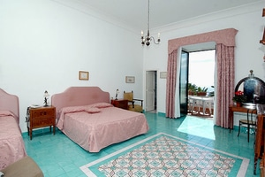 Accomodation in Lidomare Hotel in Amalfi