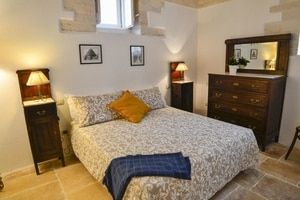 Accomodation in Trulli houses -Alberobello