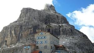 Alojamiento en Refugio Tosa Pedrotti