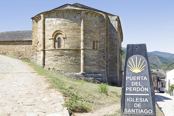 En 1993, la Unesco declaró al Camino de Santiago Francés Patrimonio de la Humanidad.