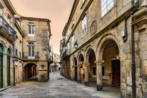 El Camino de Santiago está catalogado como Patrimonio de la Humanidad por la Unesco.