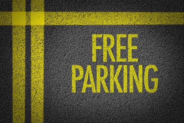 Parkplätze in Sarria und in den anderen wichtigsten Startorten