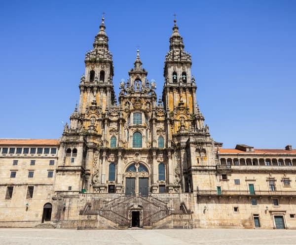 Santiago de Compostela Kathedrale