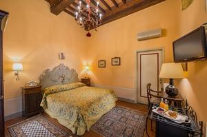 Unterkunft in Hotel San Michele – Cortona