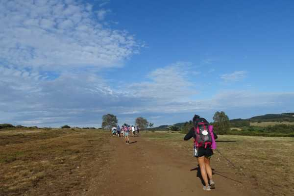 Imagen del Camino despejado. Foto tomada por Isidre