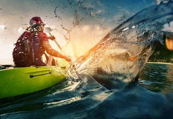 El Camino Portugués de la Costa es la ruta que discurre por la vertiente atlántica de Portugal y es posible realizarla en kayak.