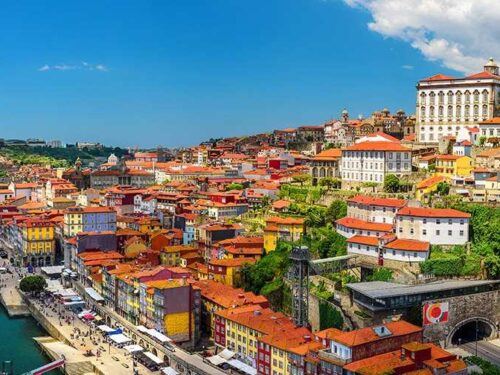 The Coastal Camino de Santiago from Porto