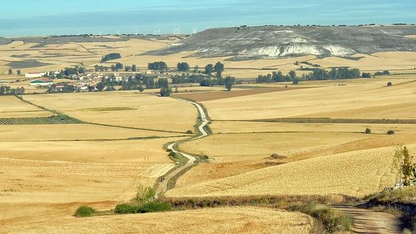 Sehenswürdigkeiten auf der Strecke der 13. Etappe des französischen Weges