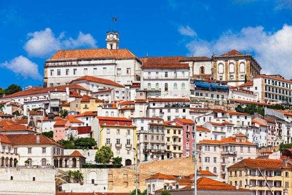 Portugiesischer Weg aus Coimbra
