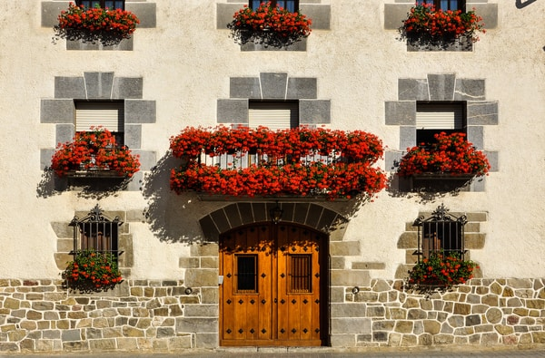 On the Camino de Santiago you will find a wide variety of accommodation, from simple public hostels to high quality hotels.