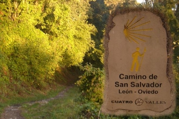 Doing the Camino de San Salvador
