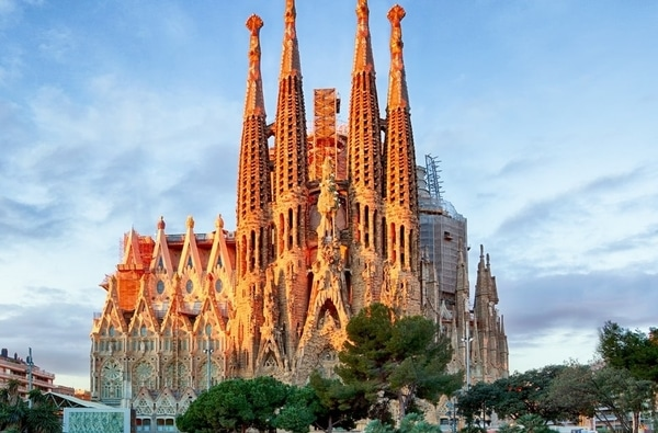 Camino de Santiago from Barcelona