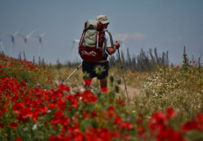 If you decide to do the Camino de Santiago in June, you can enjoy the last remnants of spring.