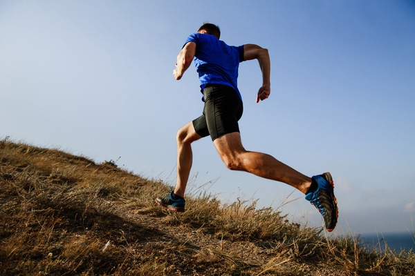 To run long distances it is essential to prepare both physically and psychologically.