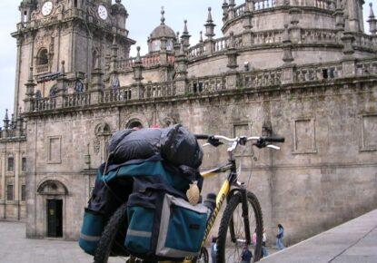 Last 200 kms on the Camino de Santiago