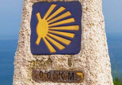 The Camino de Santiago has a length of more than 4,000 kilometres.