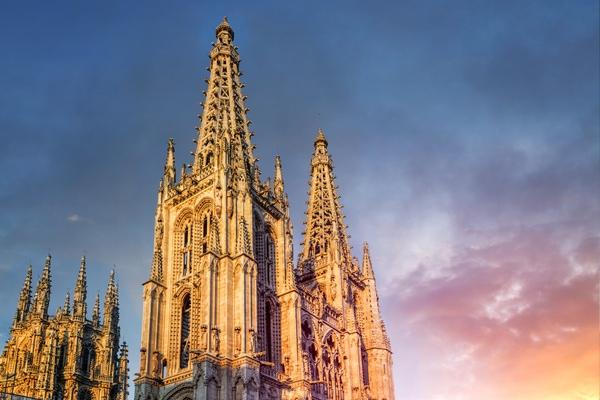 Origin of the Santiago de Compostela Cathedral