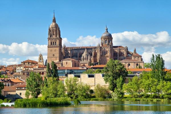 Die letzten Abschnitte des Jakobsweges ab Sevilla