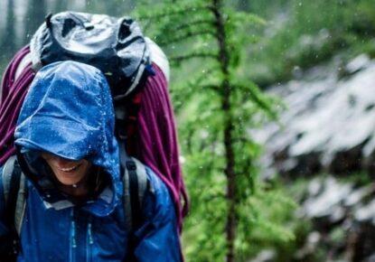 Obwohl der Regen nicht der beste Reisebegleiter ist, kann er mit der richtigen Vorbereitung auch seinen Reiz haben.