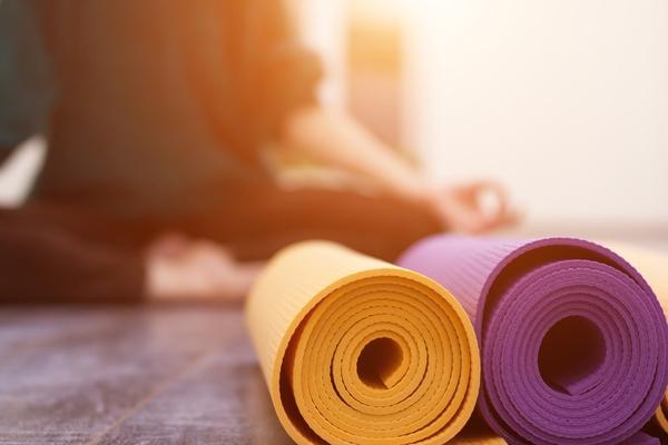 Yoga und der Jakobsweg