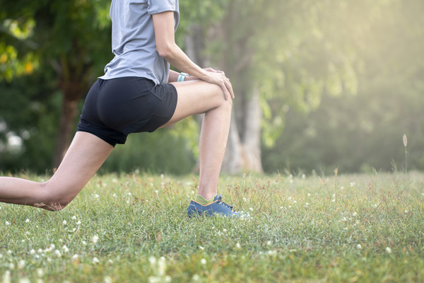 Warm-ups and stretches are key to preventing strains and joint injuries during the Camino de Santiago.