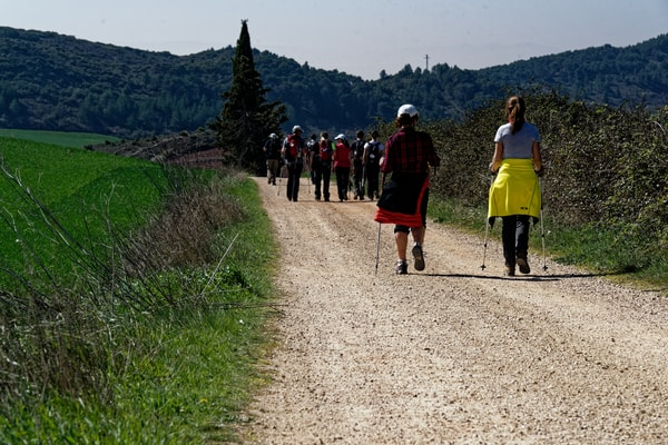 The only drawback of doing the Camino de Santiago during the Holy Year is the high influx of pilgrims.