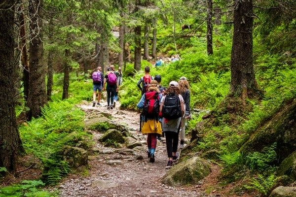 Advantages of doing the Camino de Santiago in sections