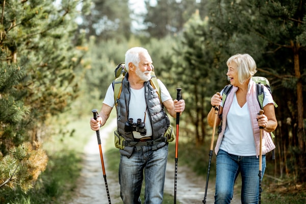 Camino de Santiago for pensioners and seniors