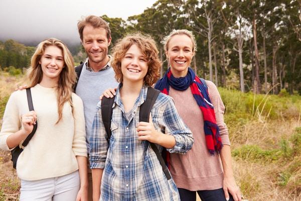 Doing the Camino de Santiago with teenagers