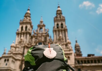 How-organize-backpack-camino-santiago