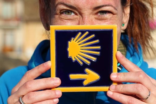 Jedes Jahr helfen wir Hunderte von Frauen bei der Organisation ihrer Reise zum Jakobsweg.