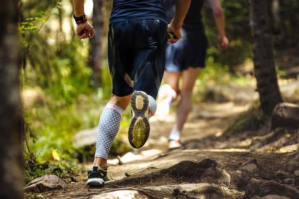 Dank der Routen des Jakobsweges zum Joggen entstand ein neues Konzept: Laufpilger.