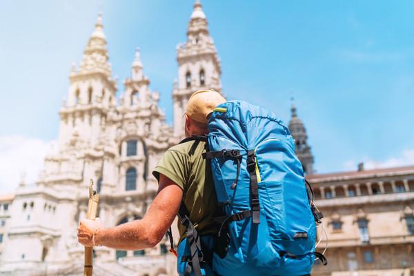 The Camino de Santiago for men
