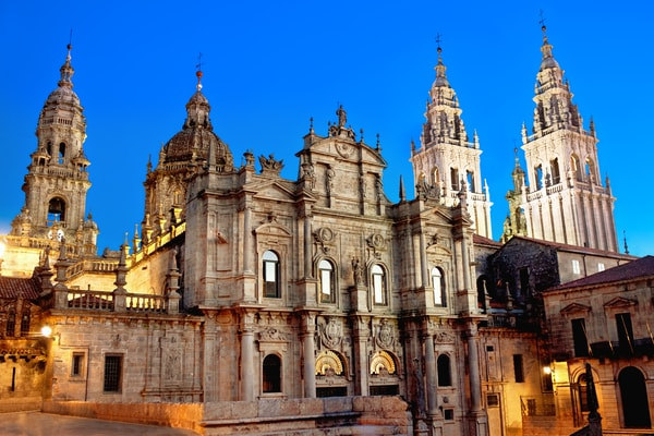 The reforms of the Cathedral of Santiago have also given everyone a lot to talk about.